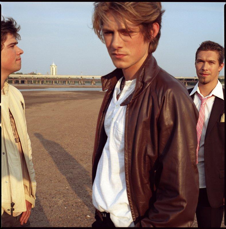 Hanson группа фото