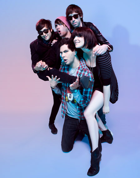 Cobra Starship Pictures | MetroLyrics