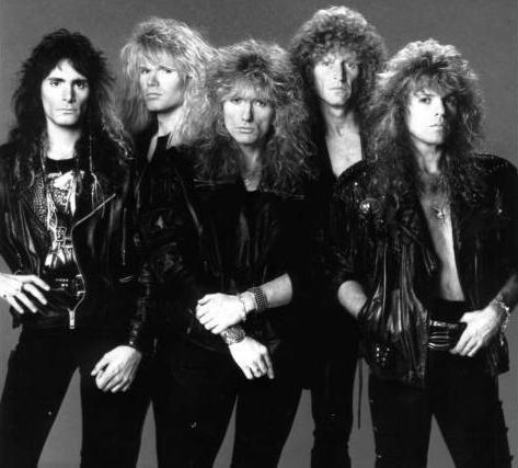 Whitesnake - Ready To Rock Lyr...