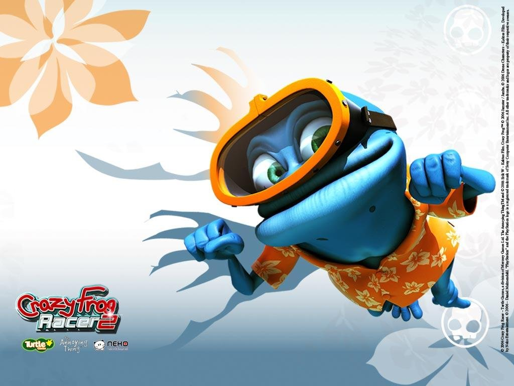 Pictures  C2 B7 Crazy Frog Pictures