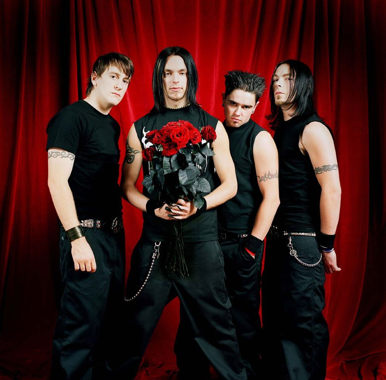 bullet for my valentine - photo #13