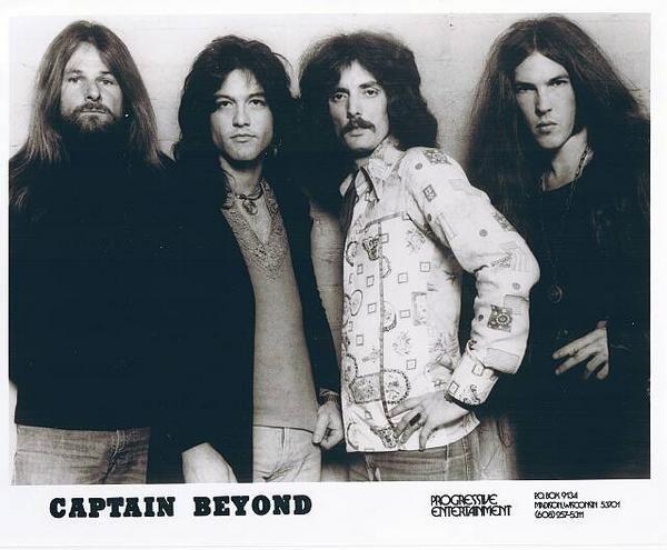 CAPTAIN BEYOND - CAPTAIN BEYOND ALBUM LYRICS