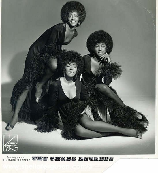 The Three Degrees Pictures | MetroLyrics