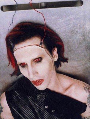 What Is Marilyn Manson S Favorite Food