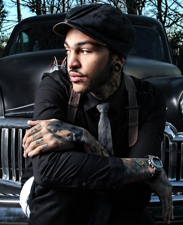 Guci Ft Bruno Mass Mp3: Travie McCoy Pictures