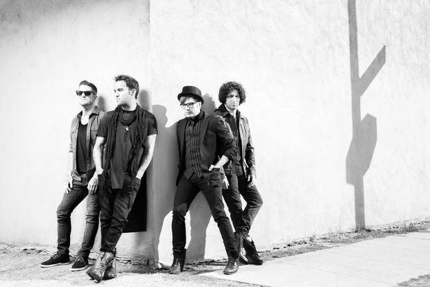 hhFall Out Boy - artist photos