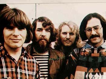 Creedence Clearwater Revival - Lookin\' Out My Back Door Lyrics ...