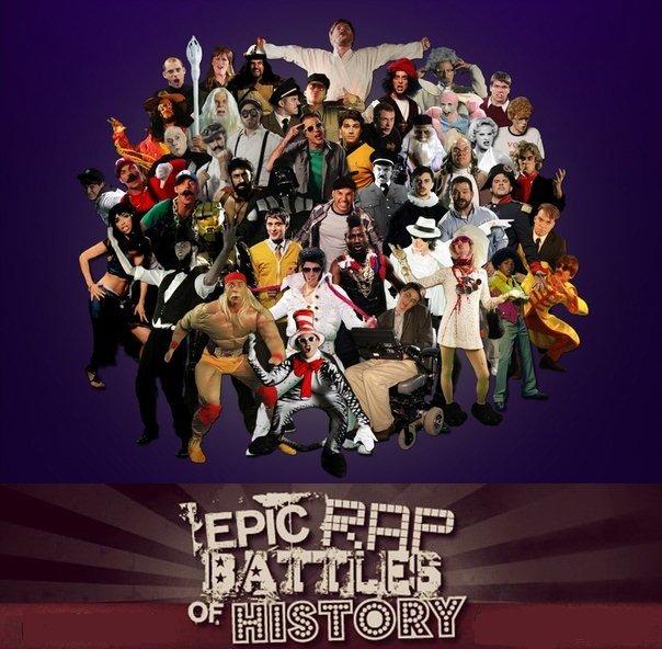 Epic Rap Battles of History – Cleopatra vs. Marilyn Monroe ...