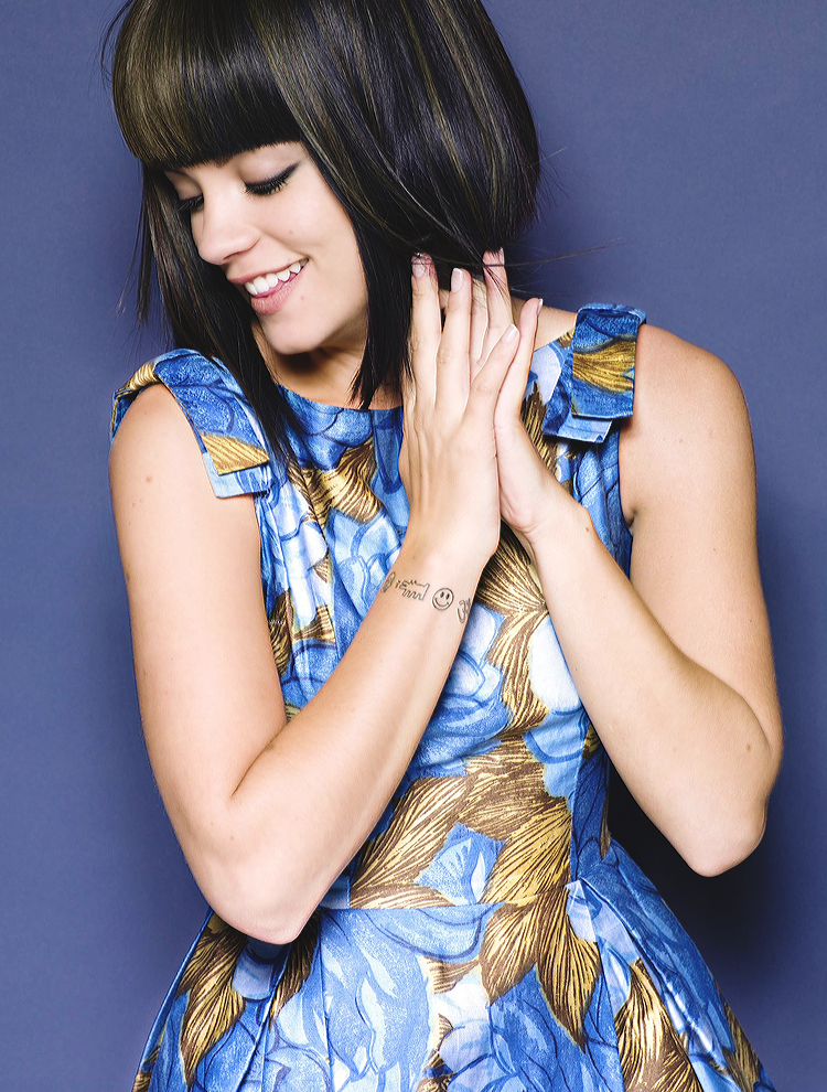 Lily Allen Pictures   MetroLyrics Pictures Of Lily Lyrics