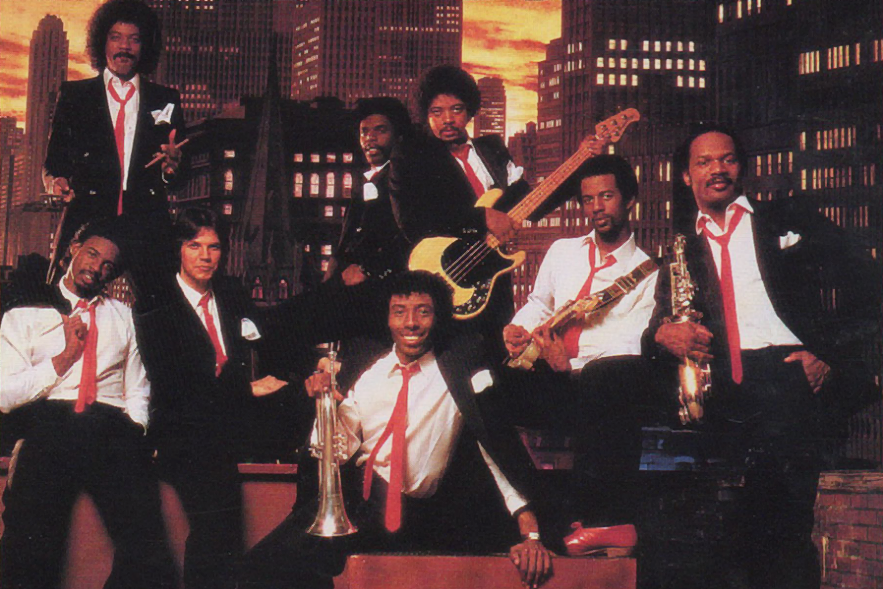 The Dazz Band Let The Music Play