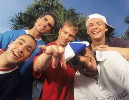 hhBackstreet Boys - artist photos