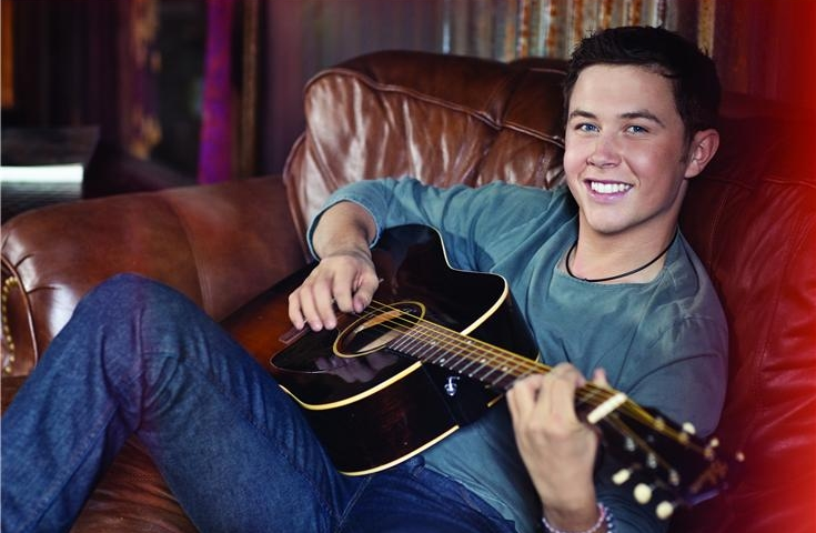hhScotty McCreery - artist photos