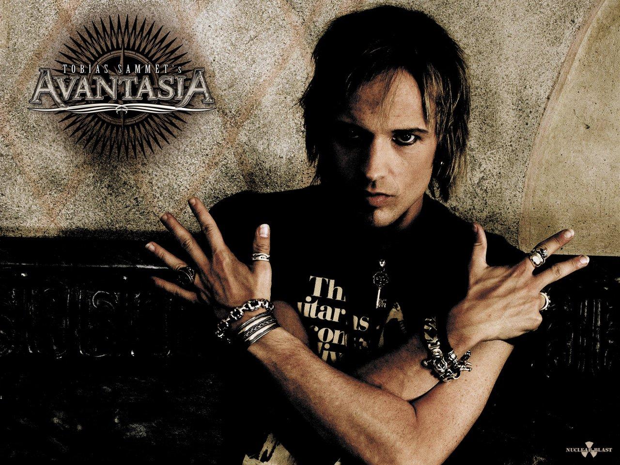 AVANTASIA - THE SEVEN ANGELS LYRICS