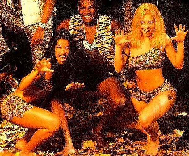 black african naked women