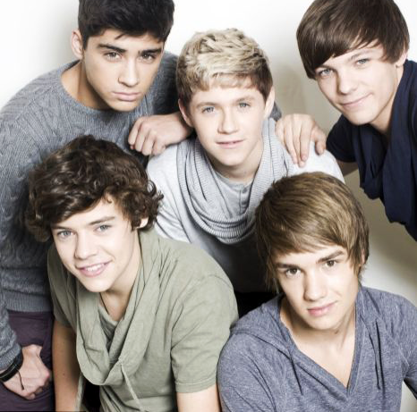 hhOne Direction - artist photos