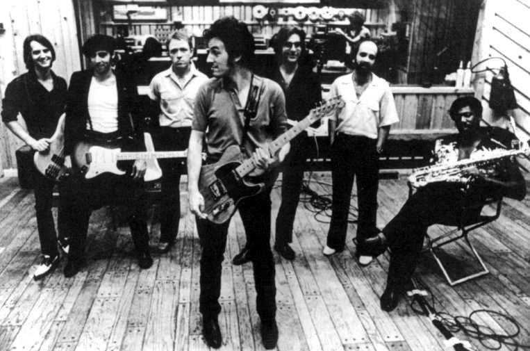 Bruce Springsteen Amp The E Street Band Song Lyrics