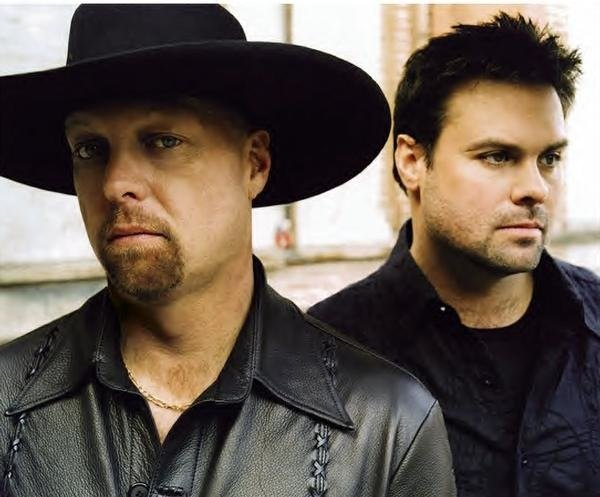 Montgomery Gentry Lucky Man Music Video - YouTube