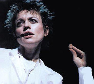 Laurie Anderson Lyrics, Music, News and Biography | MetroLyrics