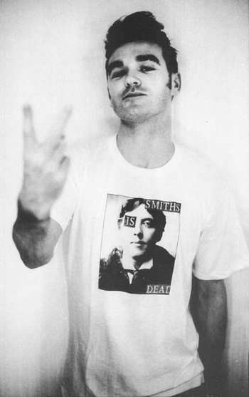 Morrissey the more you ignore me lyrics