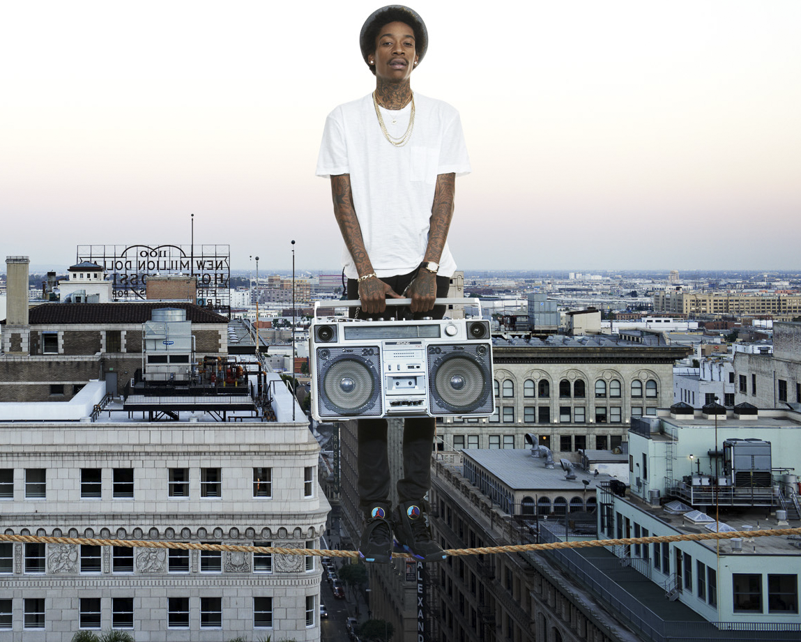 hhWiz Khalifa - artist photos