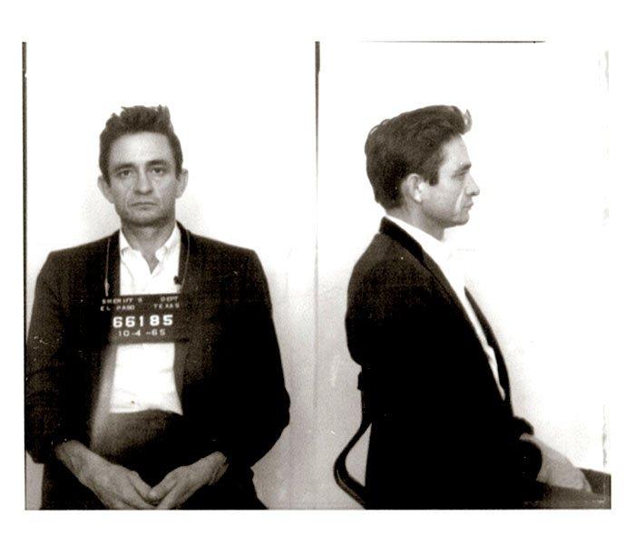 Johnny Cash A Boy Named Sue San Quentin