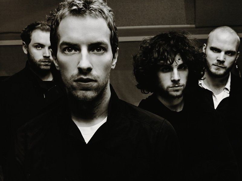 Coldplay 2000