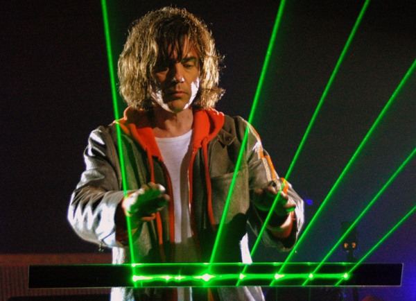 Image result for Jean Michel Jarre
