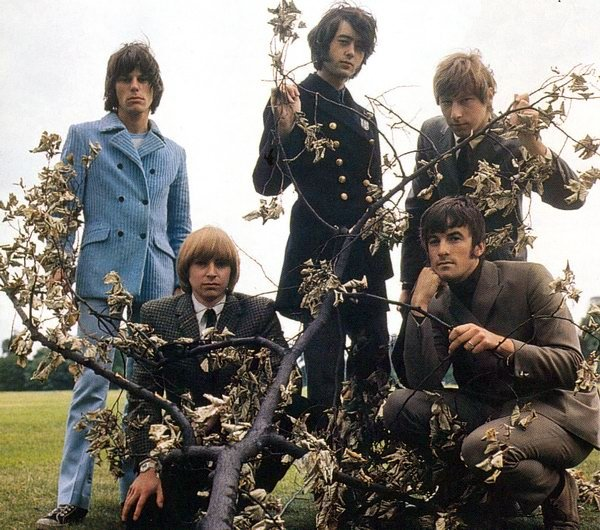 The Yardbirds, 1966, Beck, Page