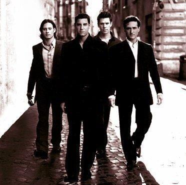 Il divo lyrics music news and biography metrolyrics - Divo music group ...