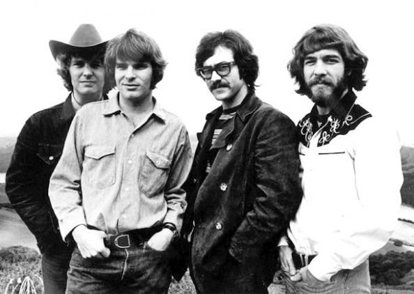 Creedence Clearwater Revival - Looking Out My Back Door Lyrics ...