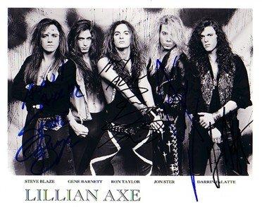 hhLillian Axe - artist photos
