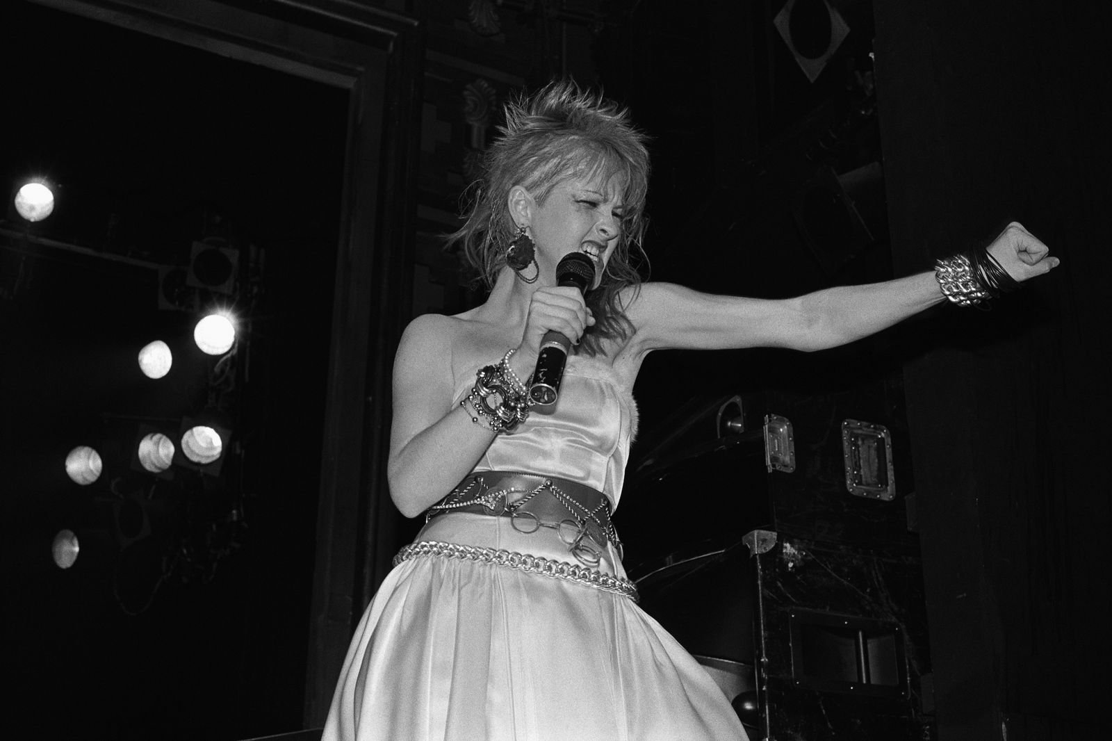Cyndi Lauper Lyrics, Music, News And Biography