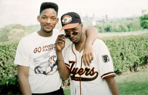 Jazzy Jeff Fresh Prince The Magnificent Jazzy Jeff