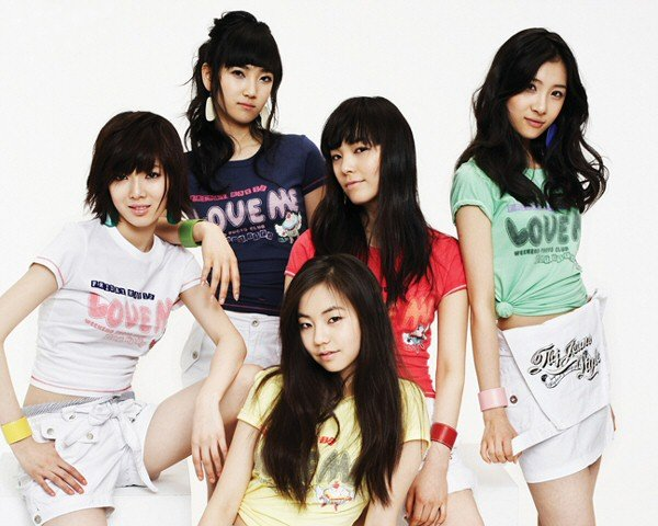 Image result for Wonder Girls