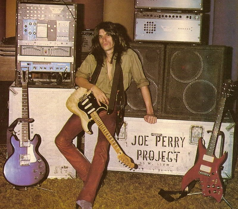 joe perry project Complete your the joe perry project record collection discover the joe perry project's full discography shop new and used vinyl and cds.