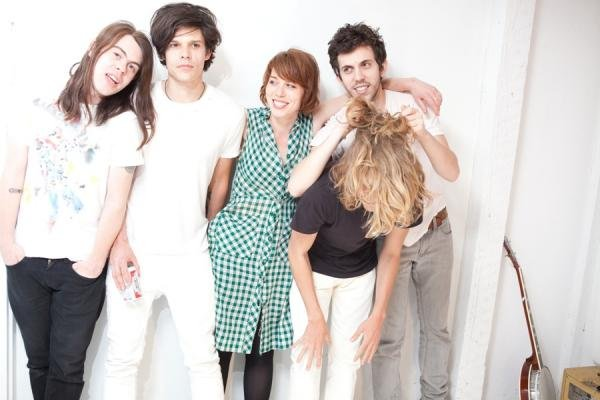 are the members of grouplove dating