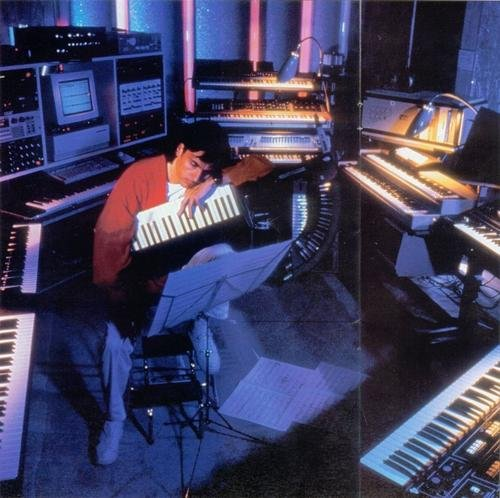 hhJean Michel Jarre - artist photos
