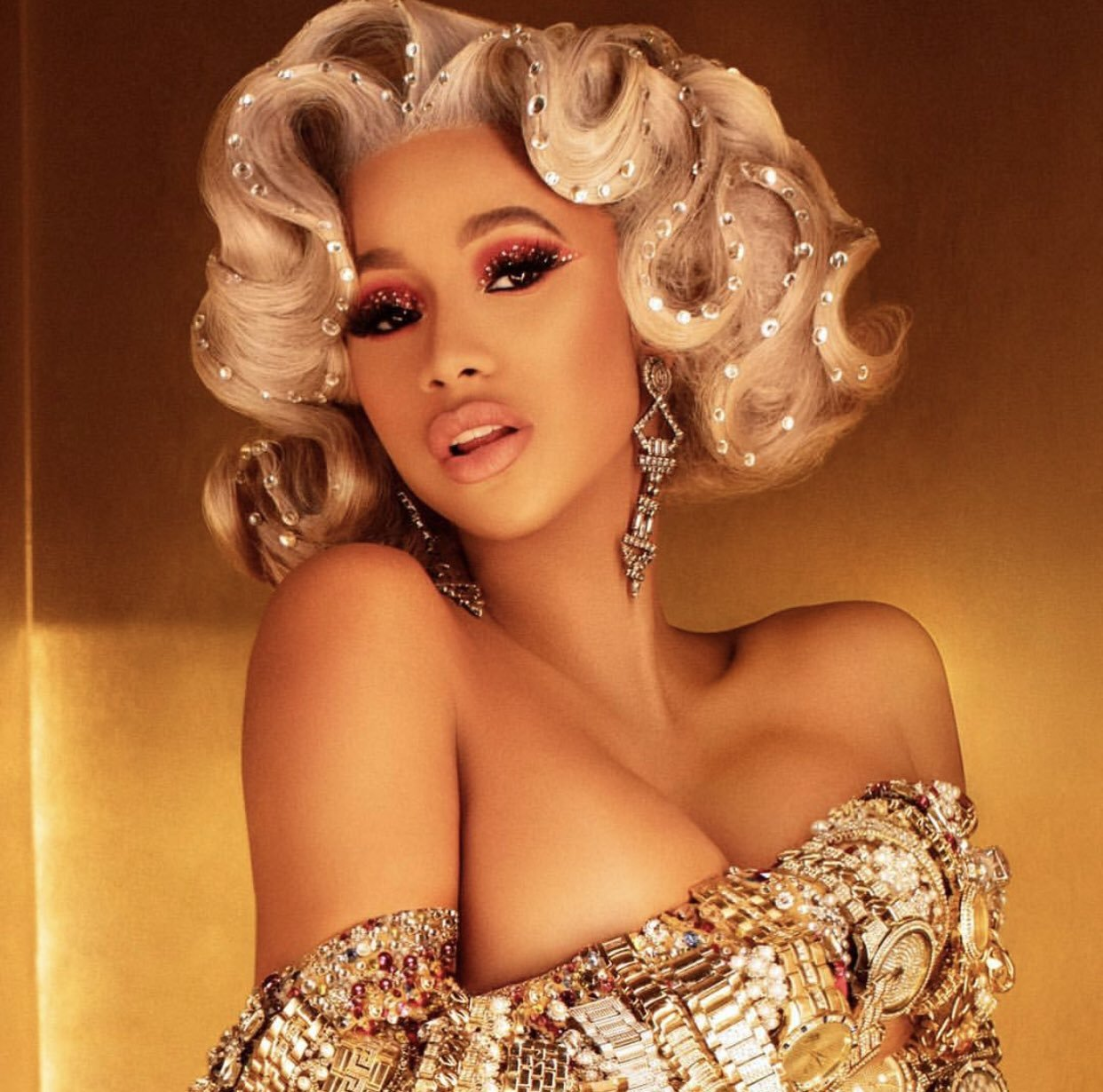 Cardi B Press Lyrics Metrolyrics