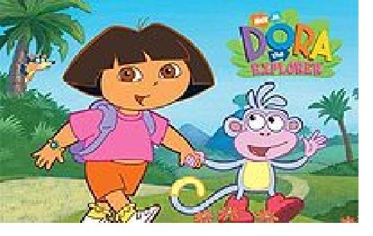 hhDora The Explorer - artist photos