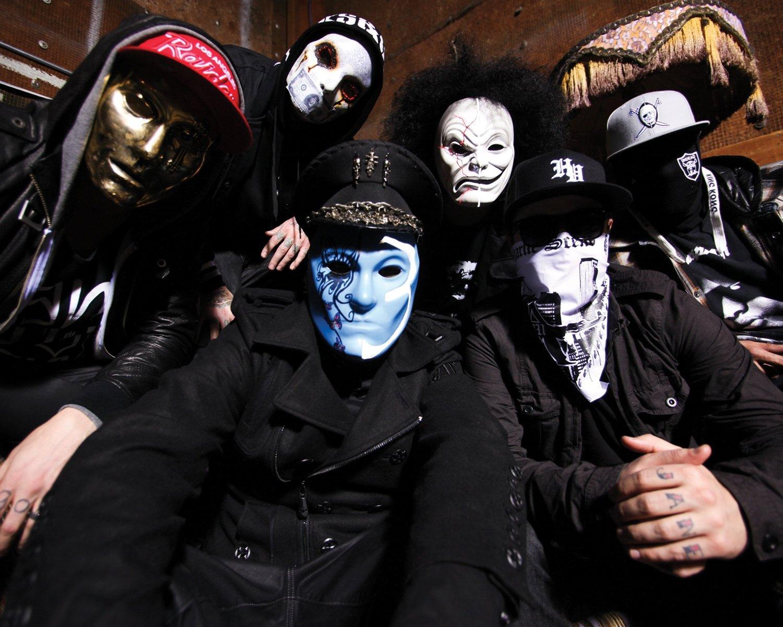 Hollywood Undead Lyrics, Music...