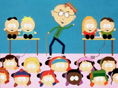 hhsouth park artist photos - Hankey The Christmas Poo Song