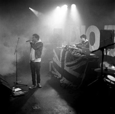 The Scene (Original Mix) - Audio Bullys | Shazam