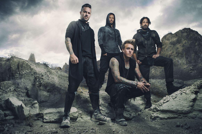 Papa Roach Lyrics Music News And Biography