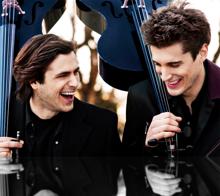 hh2CELLOS - artist photos