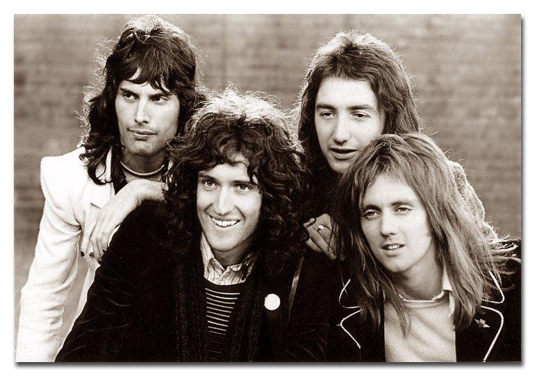 Queen - Under Pressure Lyrics | MetroLyrics