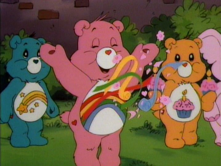Care Bears | Let's Make a Rainbow - Music Video - YouTube