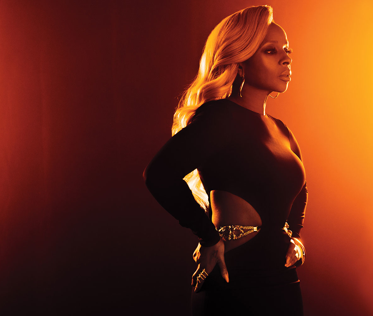 Mary J Blige - One Lyrics | MetroLyrics