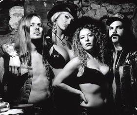 Nashville Pussy Go 91