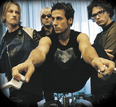 hhOur Lady Peace - artist photos