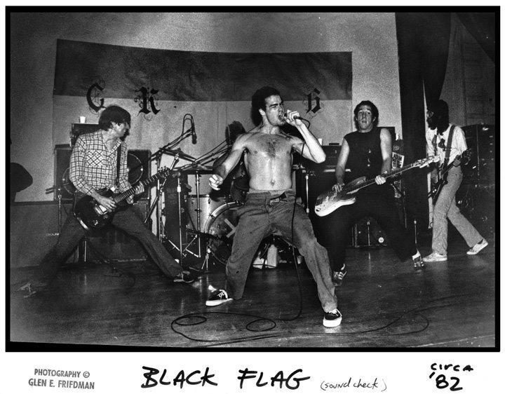 Black Flag Lyrics Black Coffee